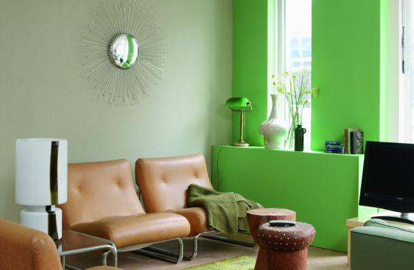 Salon w stylu retro – jak dobrać kolory?