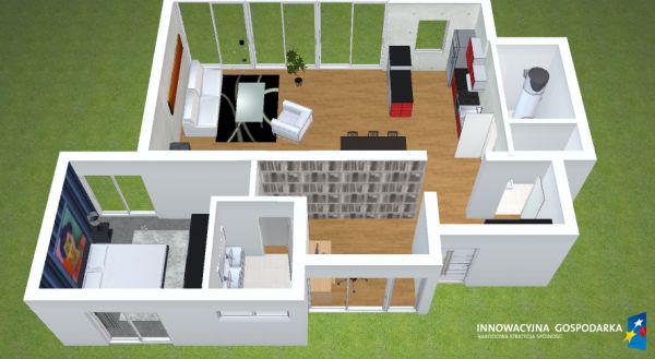 Jak samodzielnie stworzyć projekt wnętrza domu?