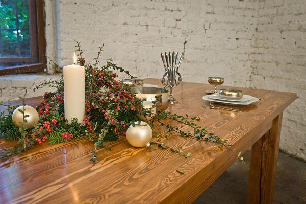 Drewniane meble – naturalność nie tylko od święta