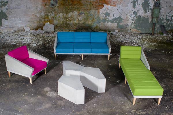 Meble z betonu: minimalizm w najczystszej formie