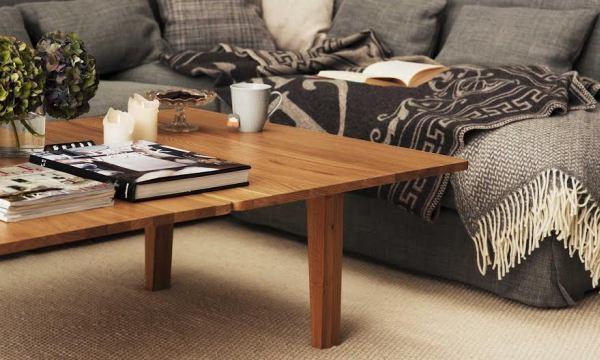 Stolik kawowy – rozkładany czy klasyczny?