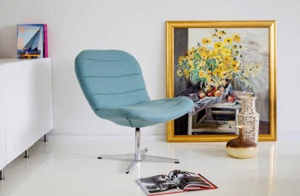 Fotel obrotowy: wygoda i oszczędność miejsca