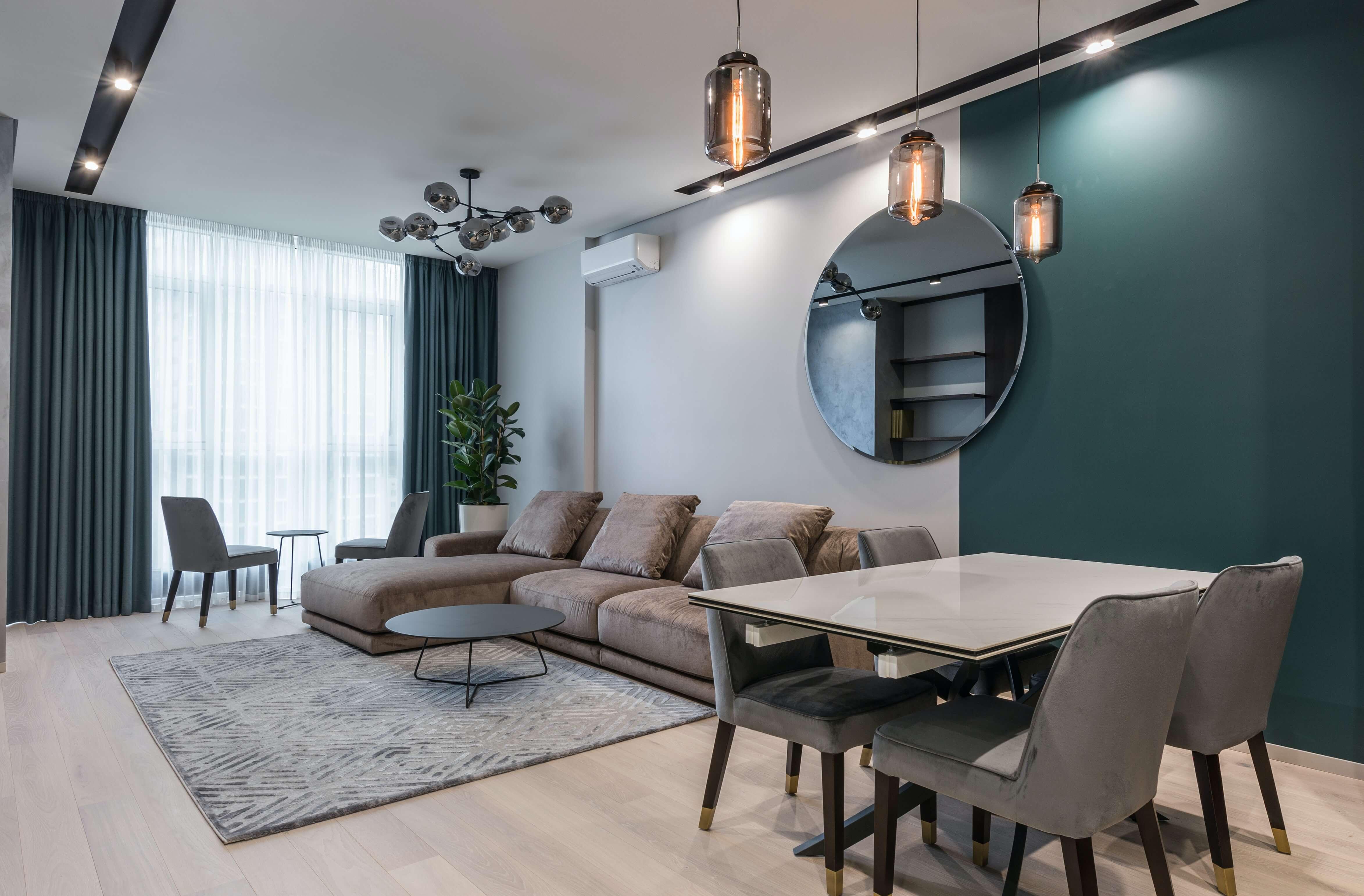 Dom parterowy – stwórz sobie przytulną przestrzeń